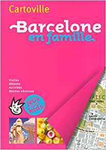 cartoville Barcelone en famille