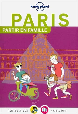 Paris Partir en famille