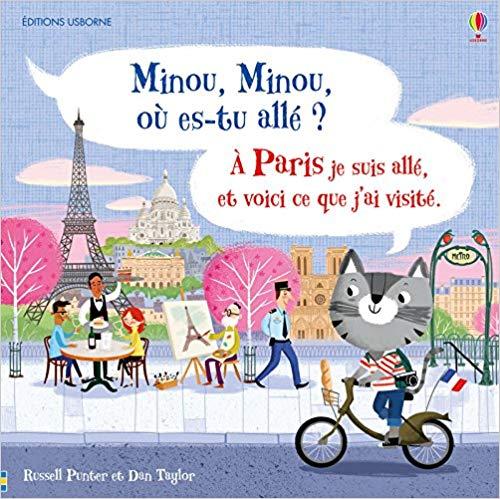 Minou Minou à Paris