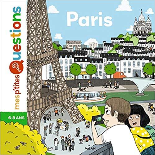 Mes p'tites questions sur Paris