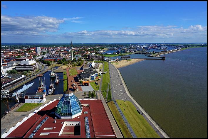Bremerhaven, Allemagne, Beach