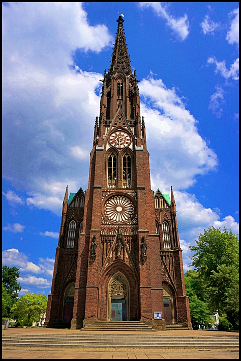 Bremerhaven, Allemagne, église