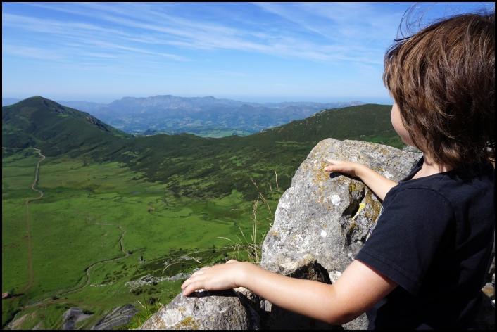 Lacs de Covadonga, mirador