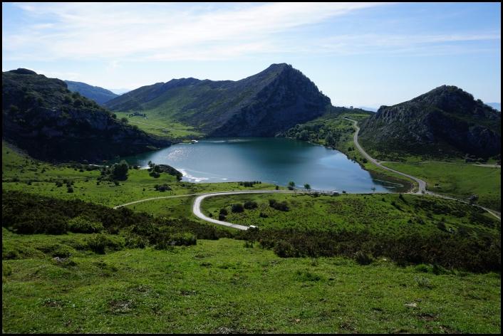 Lacs de Covadonga, lac Ercina