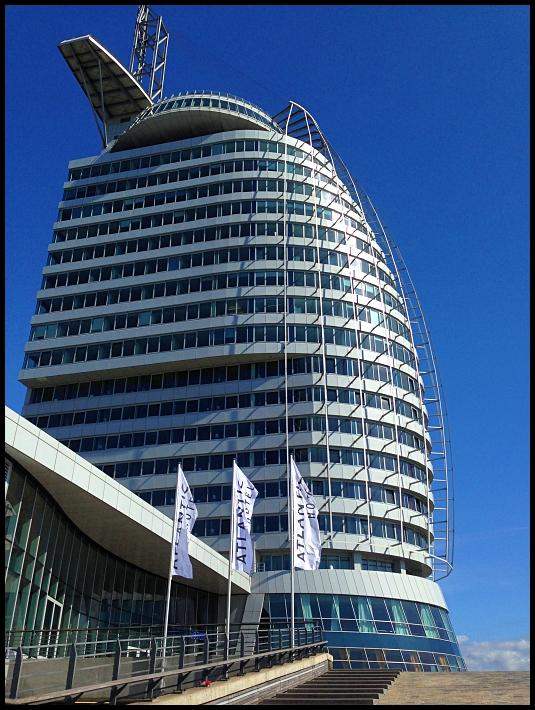 Bremerhaven, Allemagne, Atlantic Hôtel
