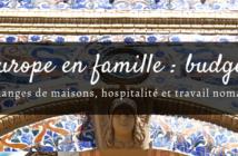 Voyage en Europe en famille : budget