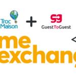 Homeexchange et Guesttoguest : une fusion qui fait réagir