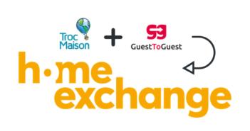 Fusion de Guesttoguest et homeexchange
