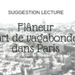 [Lecture] Flâneur : l'art de vagabonder dans Paris