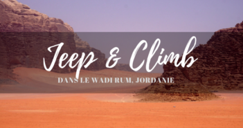 Jeep and Climb dans le Wadi Rum