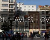 Le trio urbain des Asturias : Oviedo, Gijón et Avilés