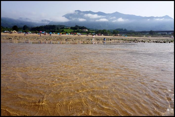 Playa Espasa, Asturias, Espagne