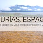 5 plages à visiter dans les Asturias