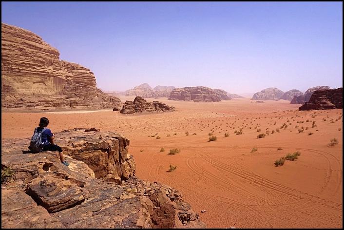 Wadi RUm, Jordanie, 10 jours en jordanie