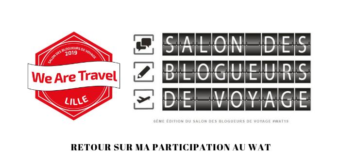 Salon des blogueurs de voyage 2019
