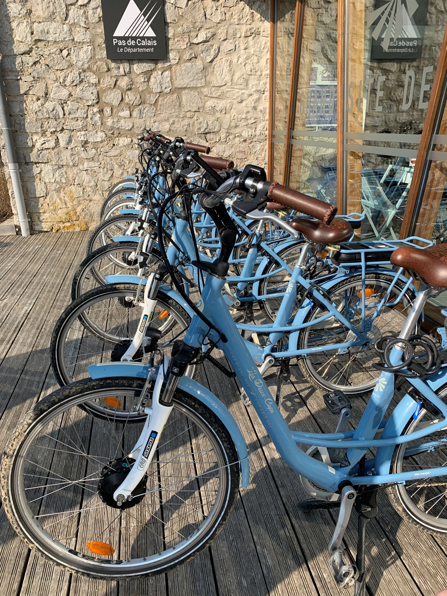 Vélos électriques Cap Gris-Nez