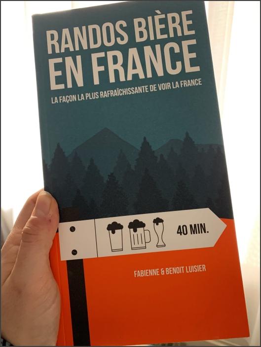 Randos Bière en France, éditions Helvetiq