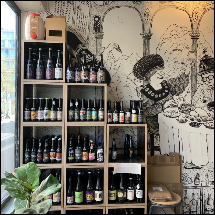 Le Frigo, 19e, Paris, beer tour