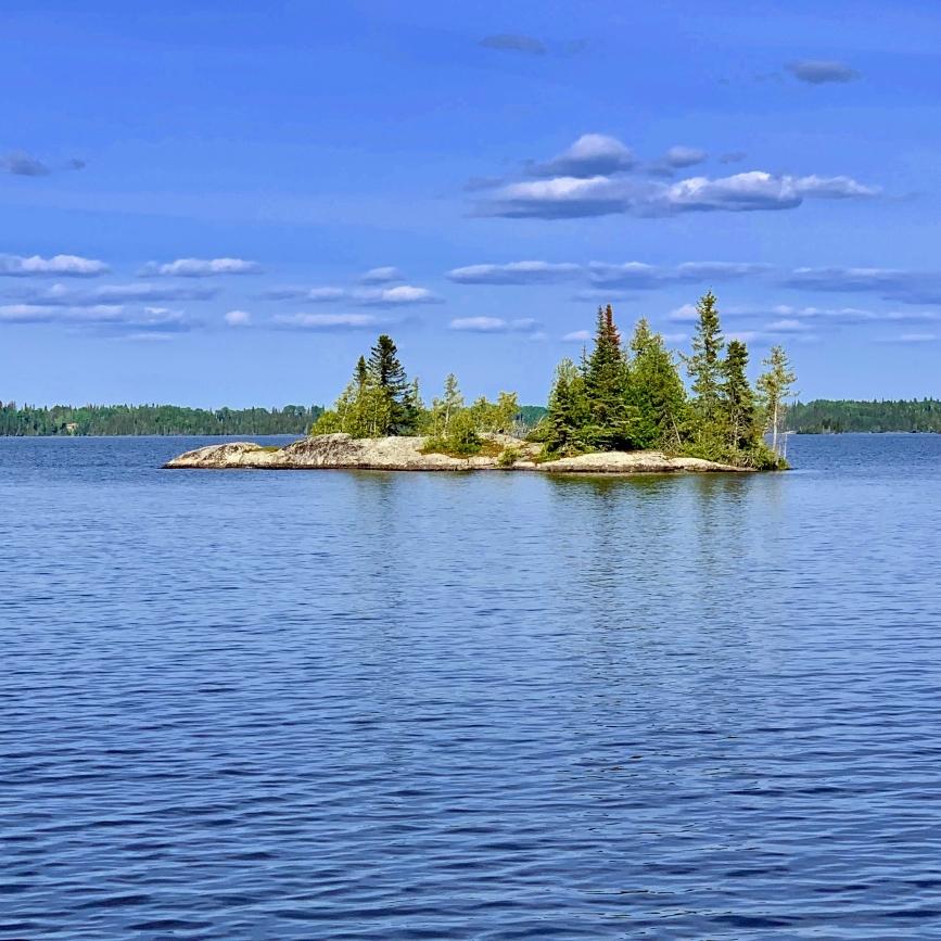 Lac en Abitibi