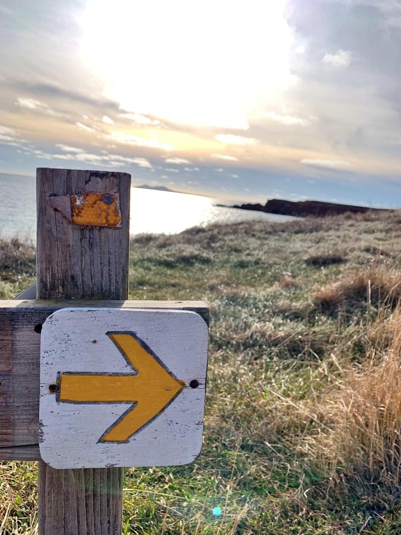 Sentier Vents et Marées