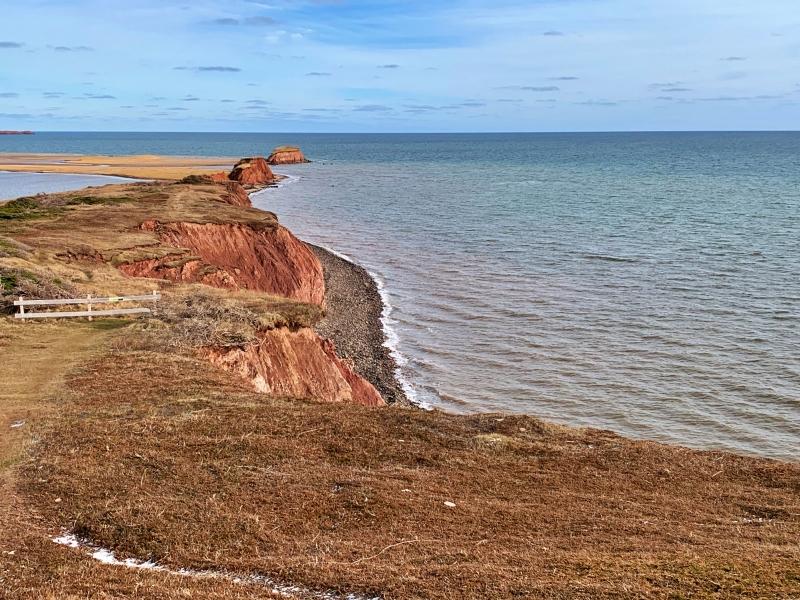 Île Boudreau Îles de la Madeleine