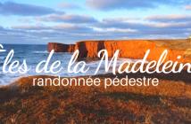 Îles de la Madeleine randonnée