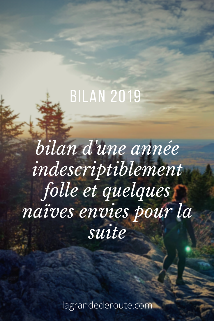 Bilan 2019 PT
