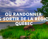 20 lieux où randonner dans la région de Québec