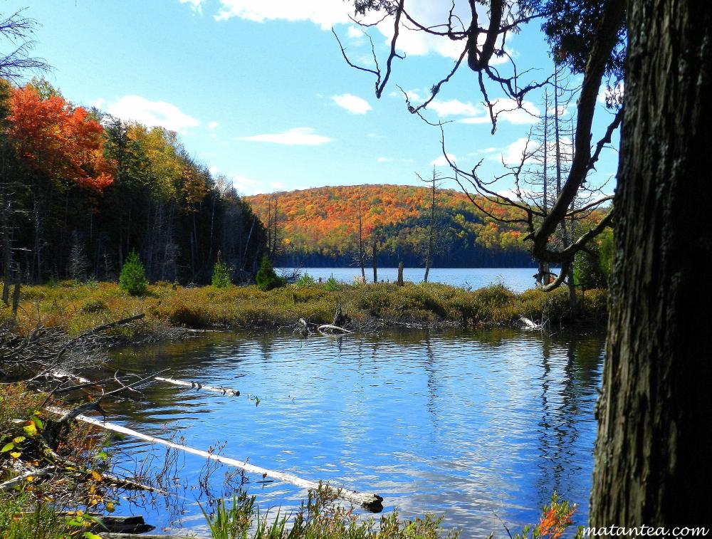 Randonnée Lac en Coeur, Lanaudière
